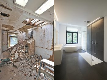 Bad renovieren » Kosten, Preise, Sparmöglichkeiten und mehr
