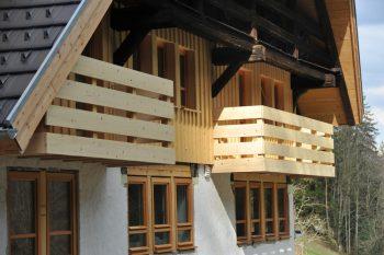 Holzbalkon Preise Kostenfaktoren Sparmoglichkeiten Und Mehr