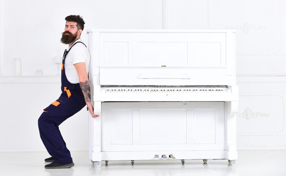 Welche Kosten fallen bei einem Klaviertransport an?