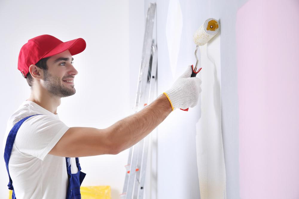 Malerarbeiten – welche Kosten muss man rechnen?