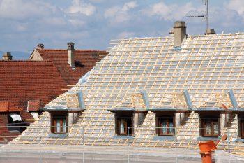Neuer dachstuhl kostenfaktoren preisbeispiele und mehr - Was kostet ein dachstuhl walmdach ...