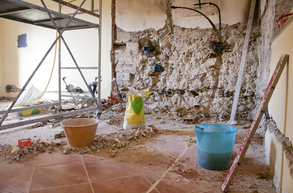 Haus sanieren – welche Kosten fallen an?