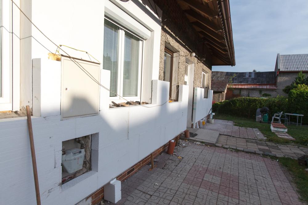 Fassadendämmung – diese Kosten müssen Sie rechnen
