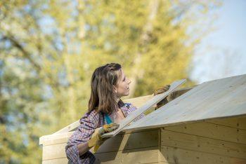 Sehr Gartenhaus selber bauen » Welche Kosten entstehen? EE44