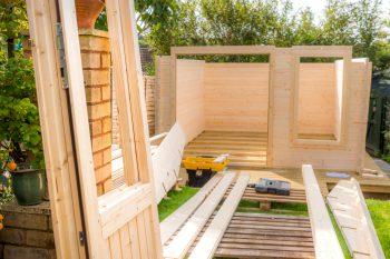 gartenhaus selber bauen welche kosten entstehen. Black Bedroom Furniture Sets. Home Design Ideas