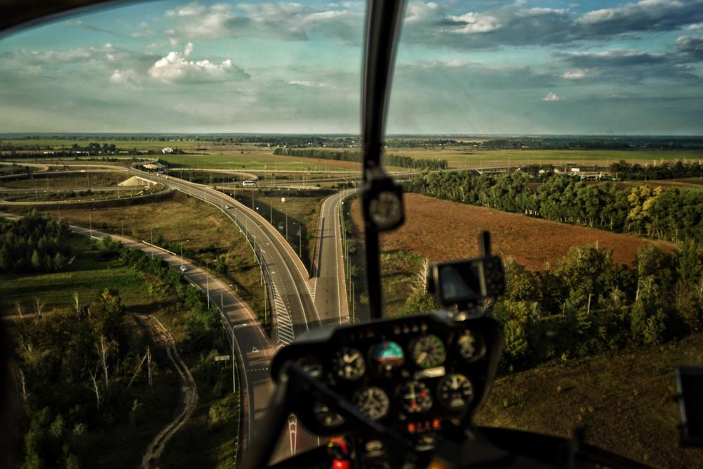 Was kostet es, den Helikopterschein zu machen?