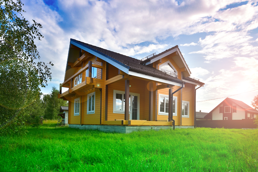 Holzhaus – welche Kosten muss man rechnen?