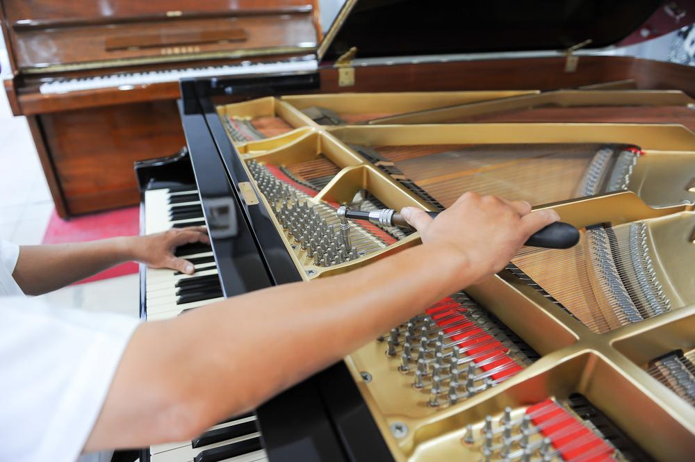 Was kostet es, das Klavier stimmen zu lassen?