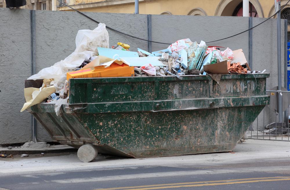 Müllcontainer – welche Kosten fallen an?