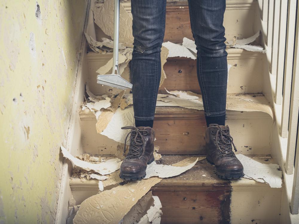 Treppenrenovierung: Welche Kosten muss man rechnen?
