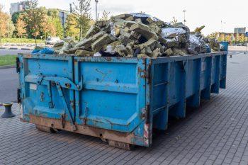 bauschuttcontainer kostenfaktoren preisbeispiele und mehr