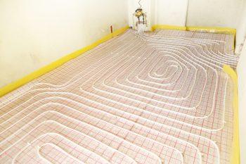 Super Elektrische Fußbodenheizung » Welche Kosten fallen an? JB49