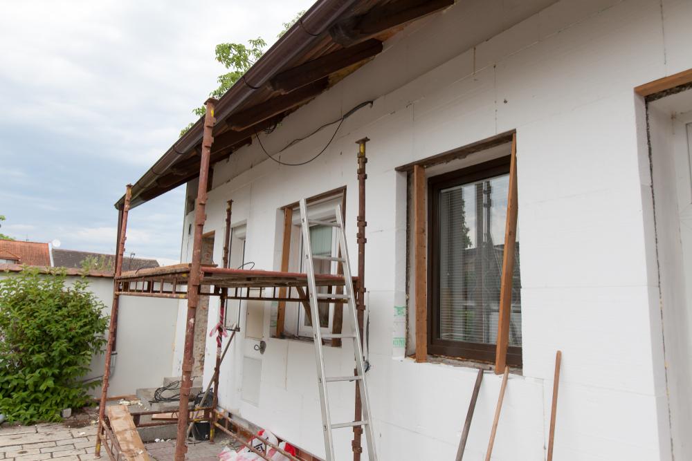 Fassadensanierung: Welche Kosten sind zu erwarten?