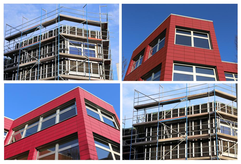 Fassadenverkleidung: welche Kosten muss man rechnen?