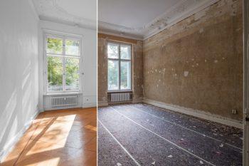 Wohnung renovieren » Kostenfaktoren, Preisbeispiele, Spartipps und mehr