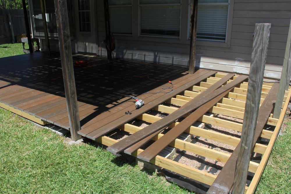 Terrassenholz – welche Preise muss man rechnen?