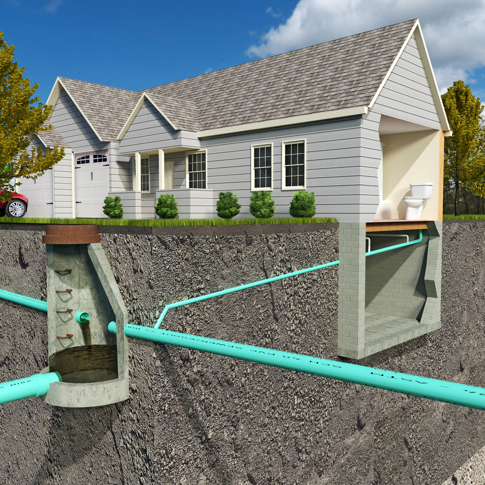 Abwasseranschluss: welche Kosten muss man rechnen?