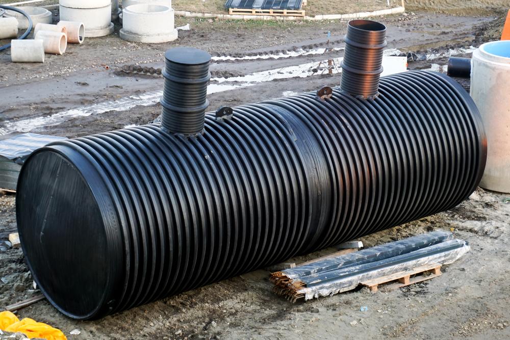 Abwassertank einbauen: welche Kosten muss man rechnen?