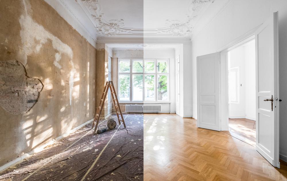 Altes Haus renovieren: Welche Kosten müssen einkalkuliert werden?
