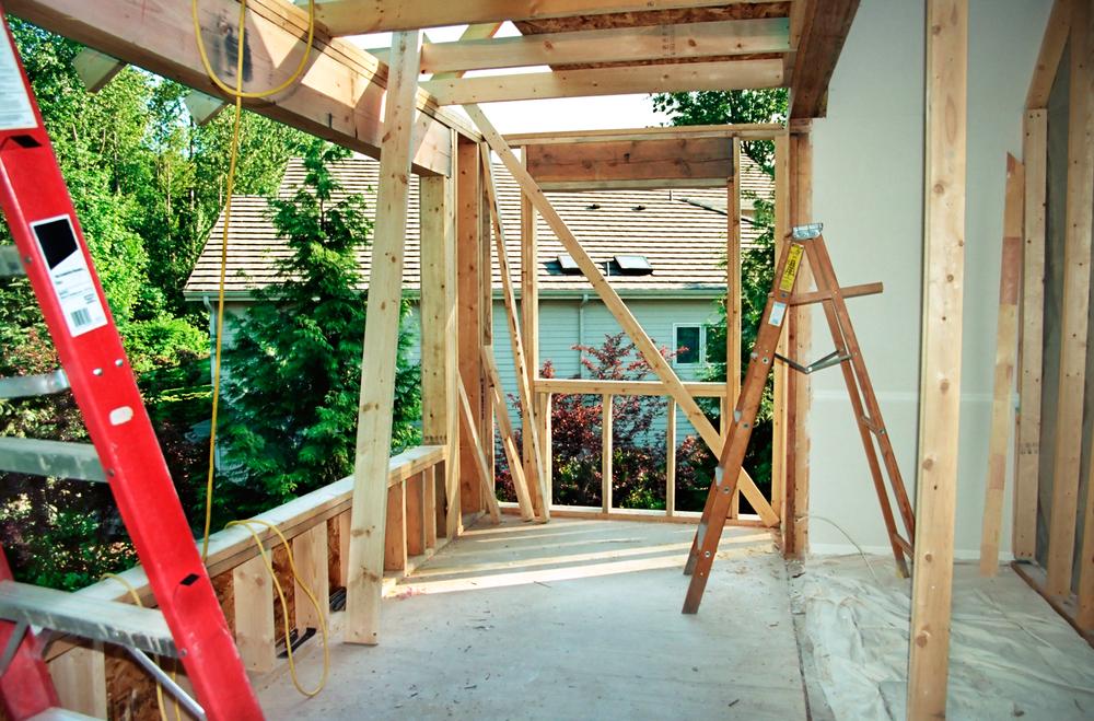 Anbau in Holzständerbauweise: welche Kosten muss man rechnen?