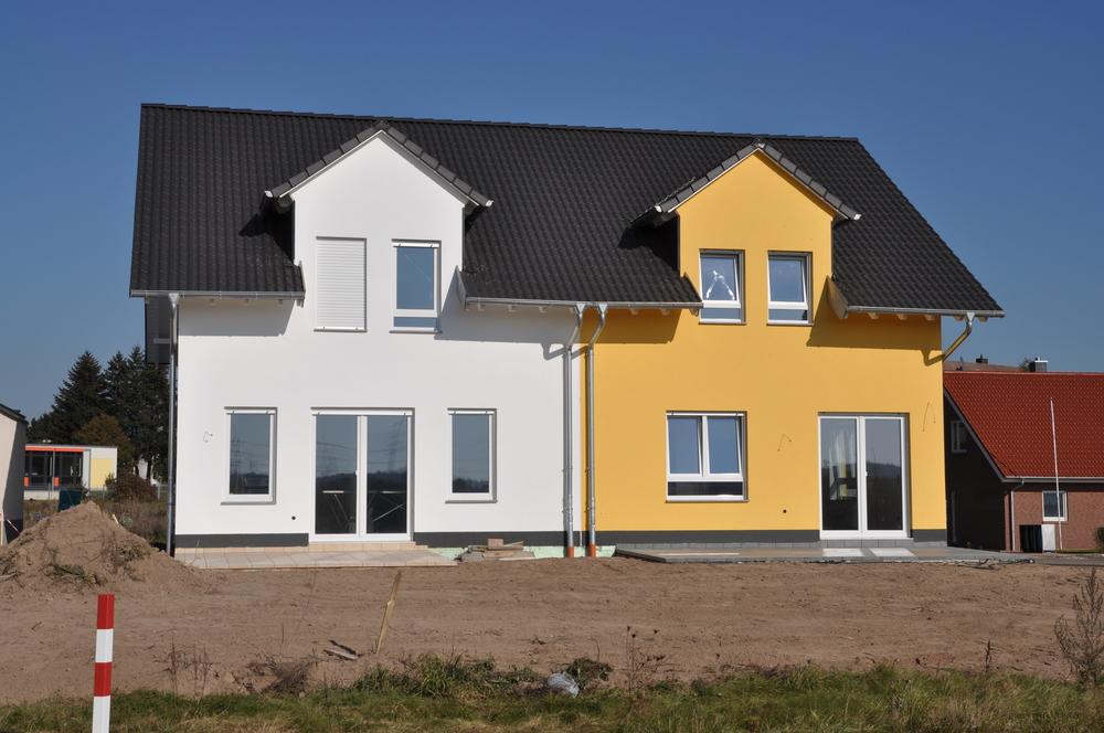 Doppelhaus bauen – Kosten und Vorteile
