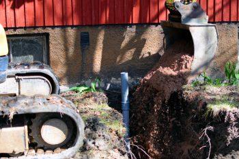 Relativ Drainage im Haus verlegen » Diese Kosten entstehen DX85