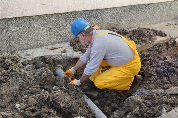 Beliebt Drainage im Haus verlegen » Diese Kosten entstehen TC24