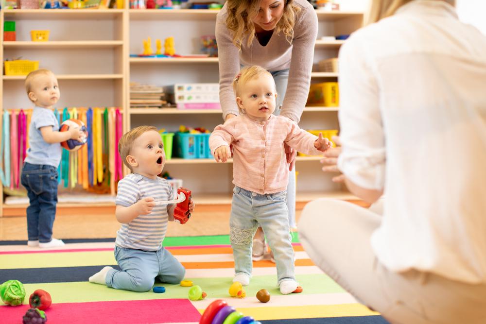 Was kostet es, wenn mein Kind eine Kinderkrippe besucht?