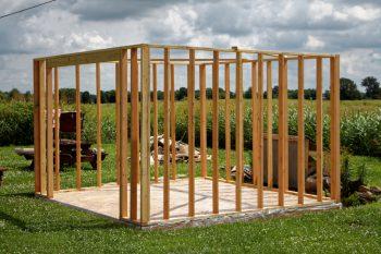 Favorit Fundament fürs Gartenhaus legen » Mit diesen Kosten ist zu rechnen BF23