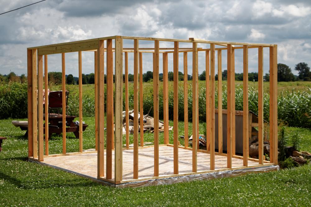 Fundament für das Gartenhaus – was das kostet