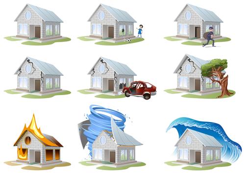 Gebäudeversicherung: Welche Kosten kommen durch diese auf mich zu?