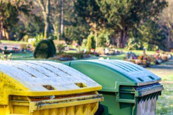 Gelbe Container Kosten
