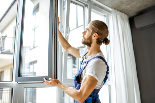 Schallschutzfenster montieren