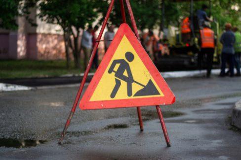 Straße sanieren Kosten