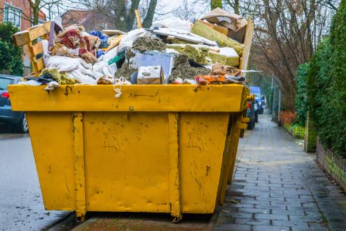 Container bestellen – welche Kosten bedeutet das?
