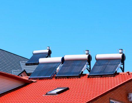 Warmwasseranlage solar Preise