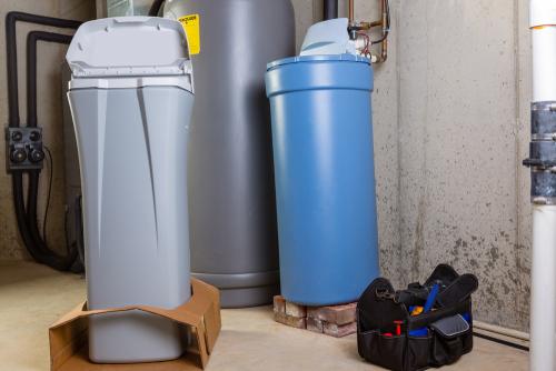 Wasserenthärtungsanlage Kosten