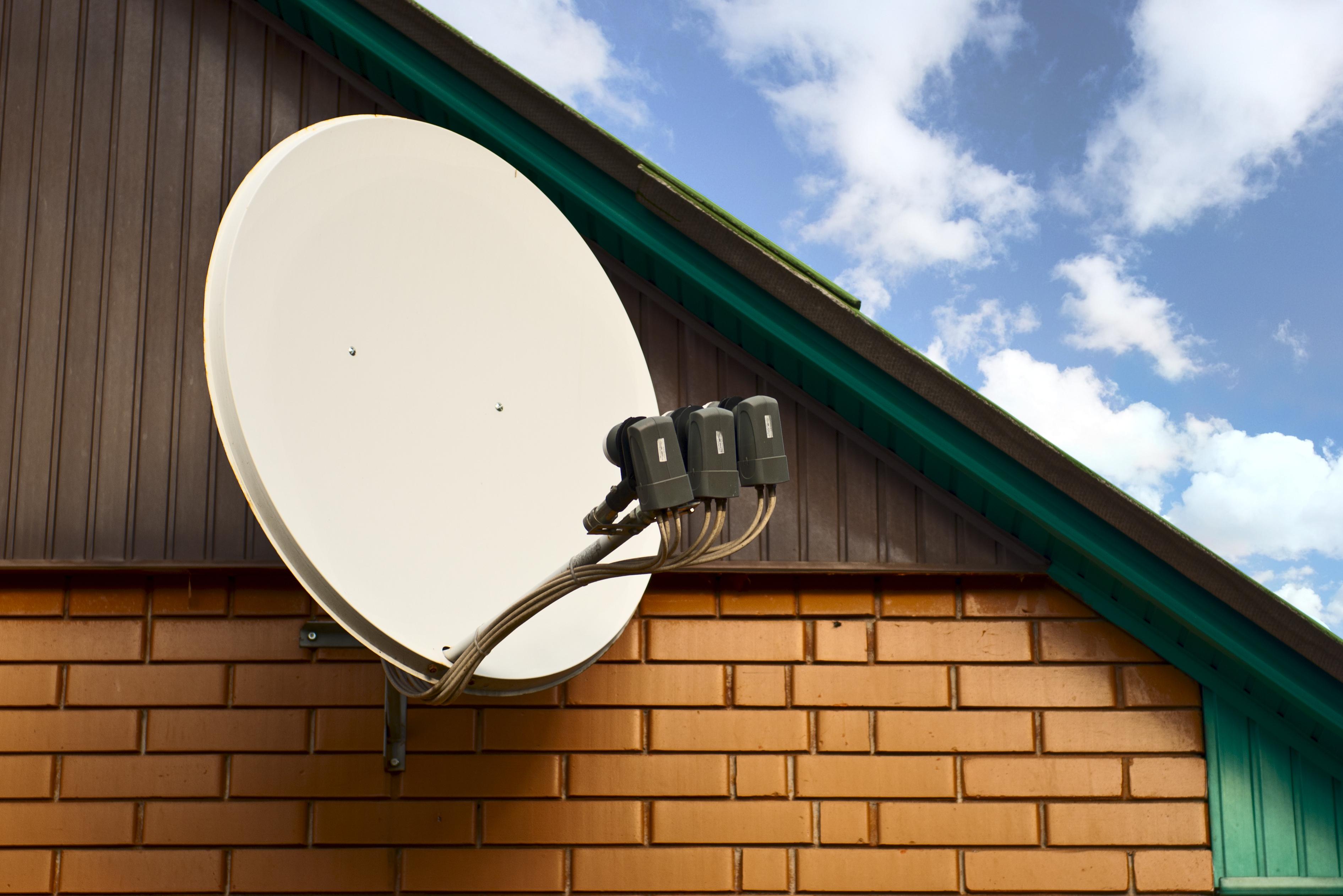 Satellitenschüssel: Kosten, die Sie dafür rechnen müssen