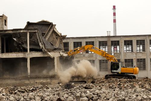 Gebäude abreißen Kosten