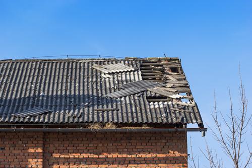 Asbestdach renovieren Kosten