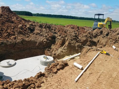 Abwassertank: welche Einbau-Kosten fallen an?
