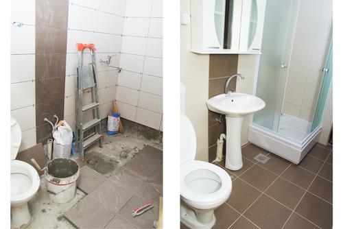 Badezimmer-Umbau: mit welchen Kosten Sie rechnen müssen