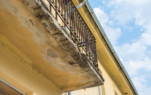 Balkonsanierung: Trägt die Kosten die Eigentümergemeinschaft?