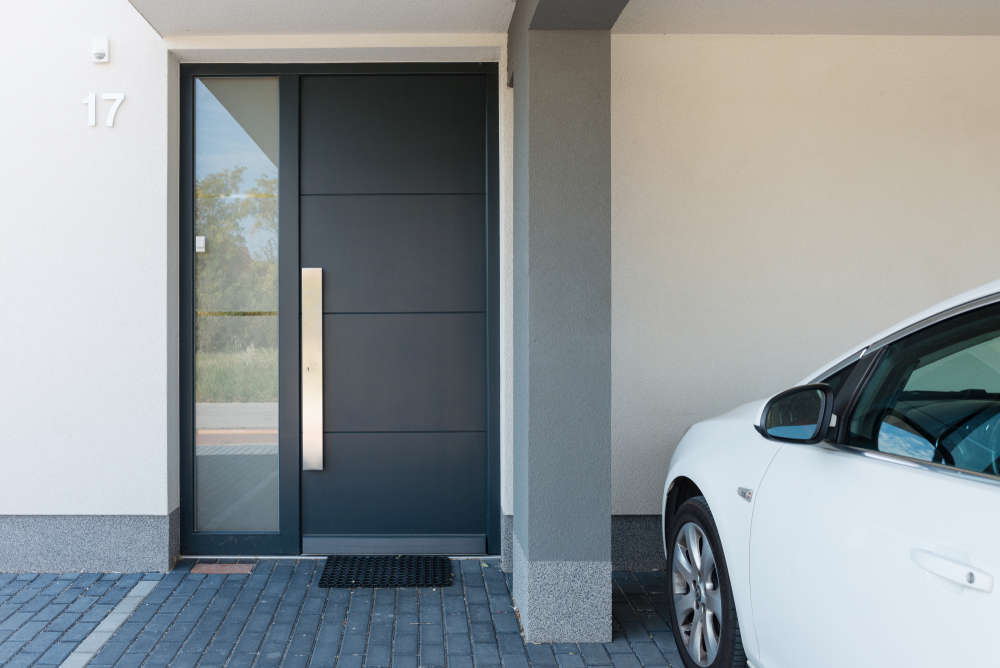 Haustür einbauen: welche Kosten sind zu erwarten?