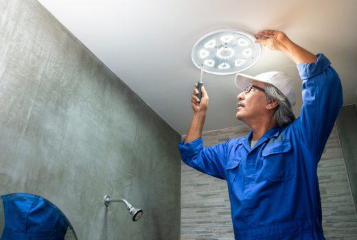 Lampen montieren lassen vom Elektriker » Kosten ...