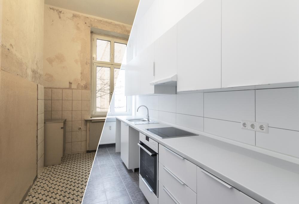 Küche renovieren: diese Kosten sollte man planen