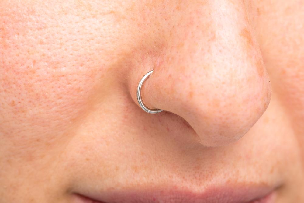 Piercing beim mann