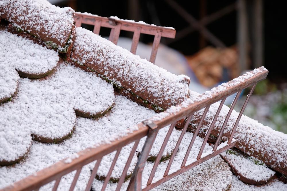 Schneefanggitter: Welche Kosten sind zu rechnen?