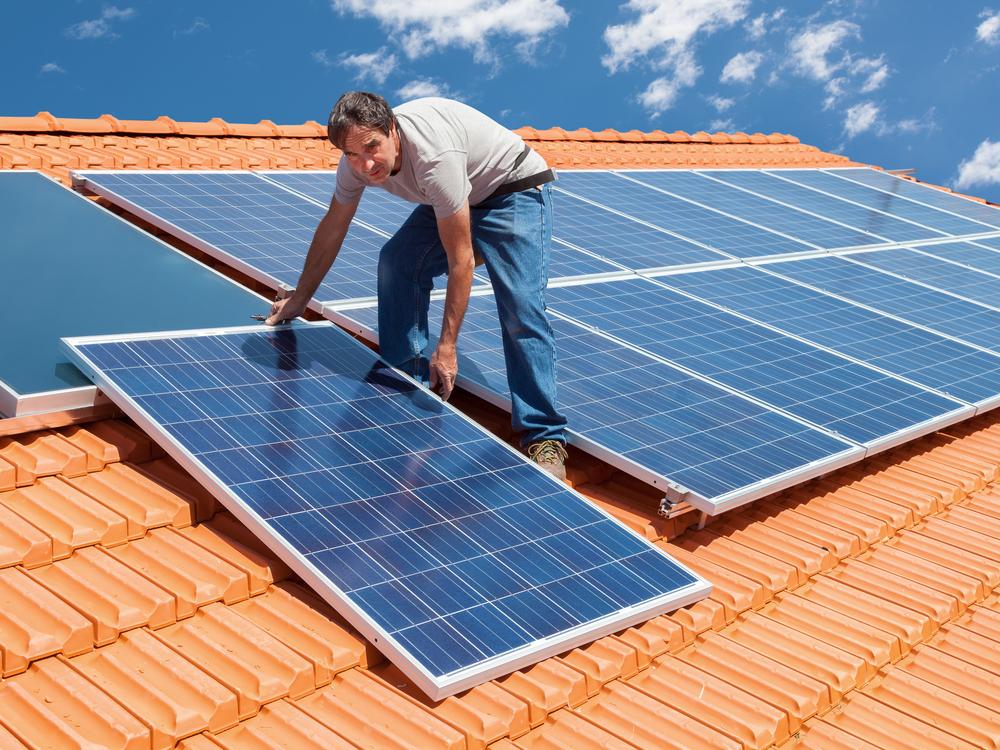 Solaranlage: Welche Kosten pro m² muss man rechnen?