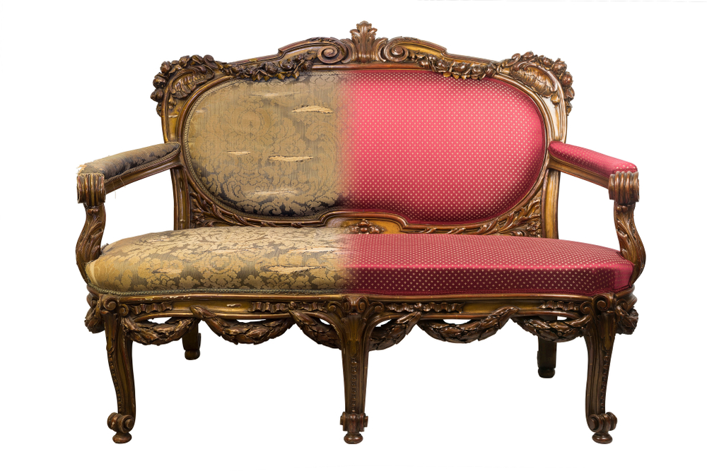 Sofa neu polstern: Welche Kosten muss man rechnen?